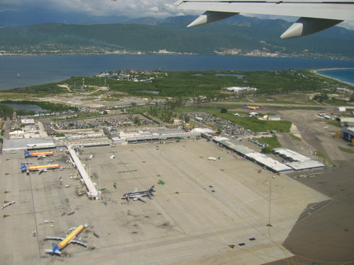Norman Manley International Airport (KIN) serves Kingston in Jamaica.