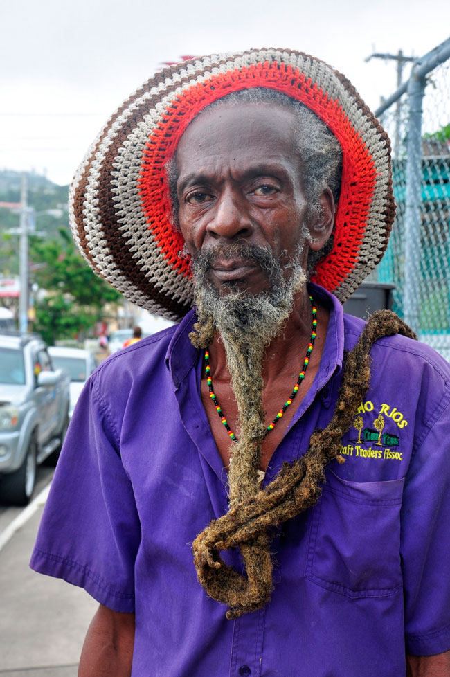 Rasta culture is wide present in Jamaica and largerly popular thanks to Bob Marley.